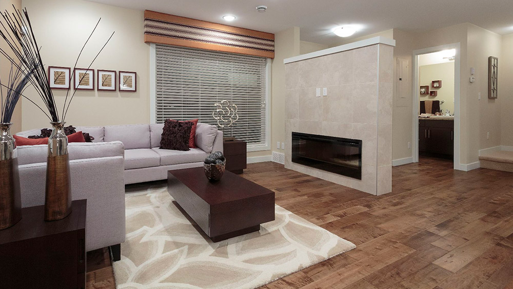 Living Room - The Palma - Park City Condominiums - Manitoba Condos for Sale
