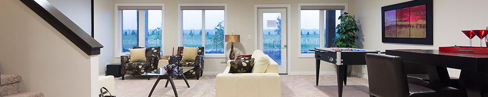Basement - Park West Condominiums - Winnipeg Condos