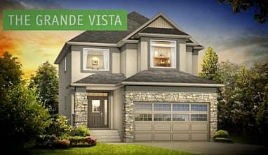 The Grande Vista - A&S Homes - Home Builders Winnipeg