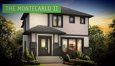 Montecarlo II - A&S Homes - Show Homes Manitoba