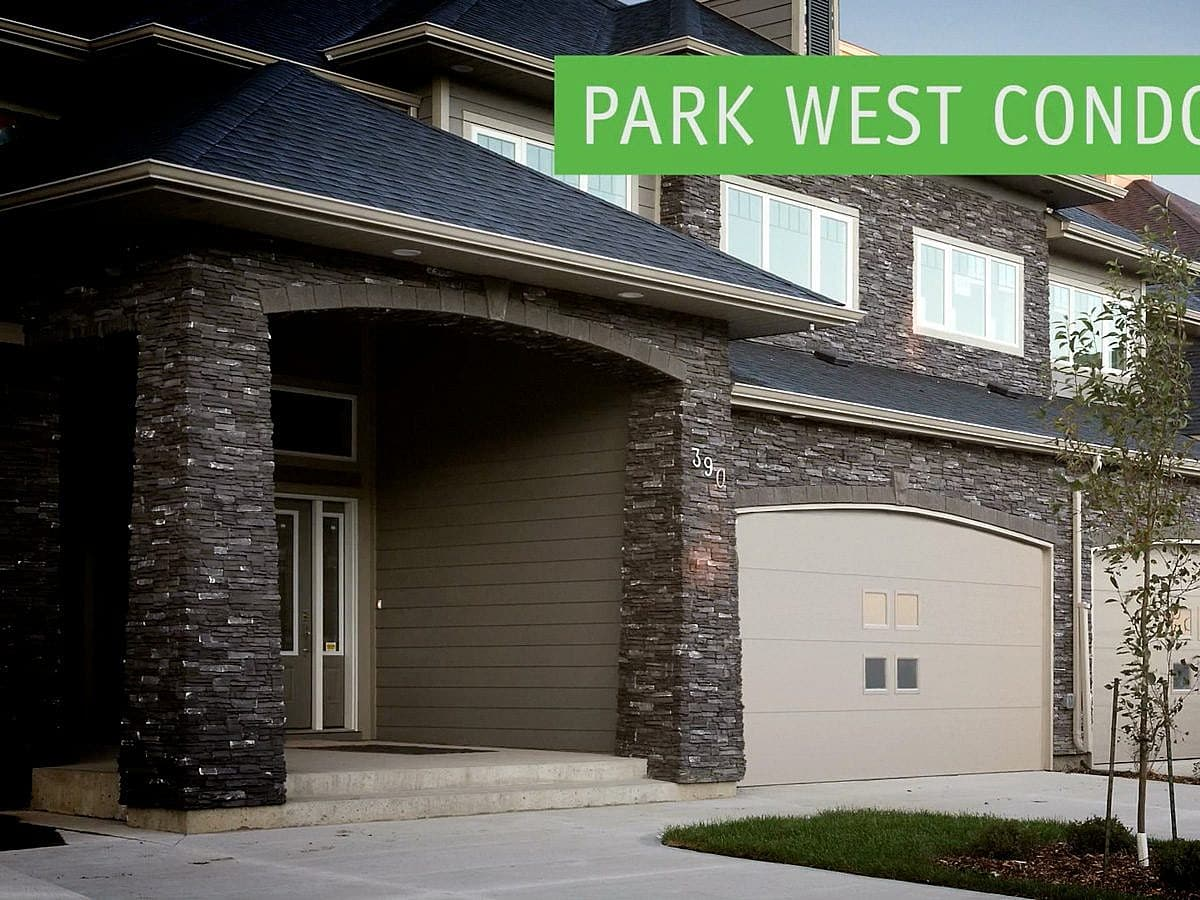 Park West Condominiums - A&S Homes - New Houses Manitoba