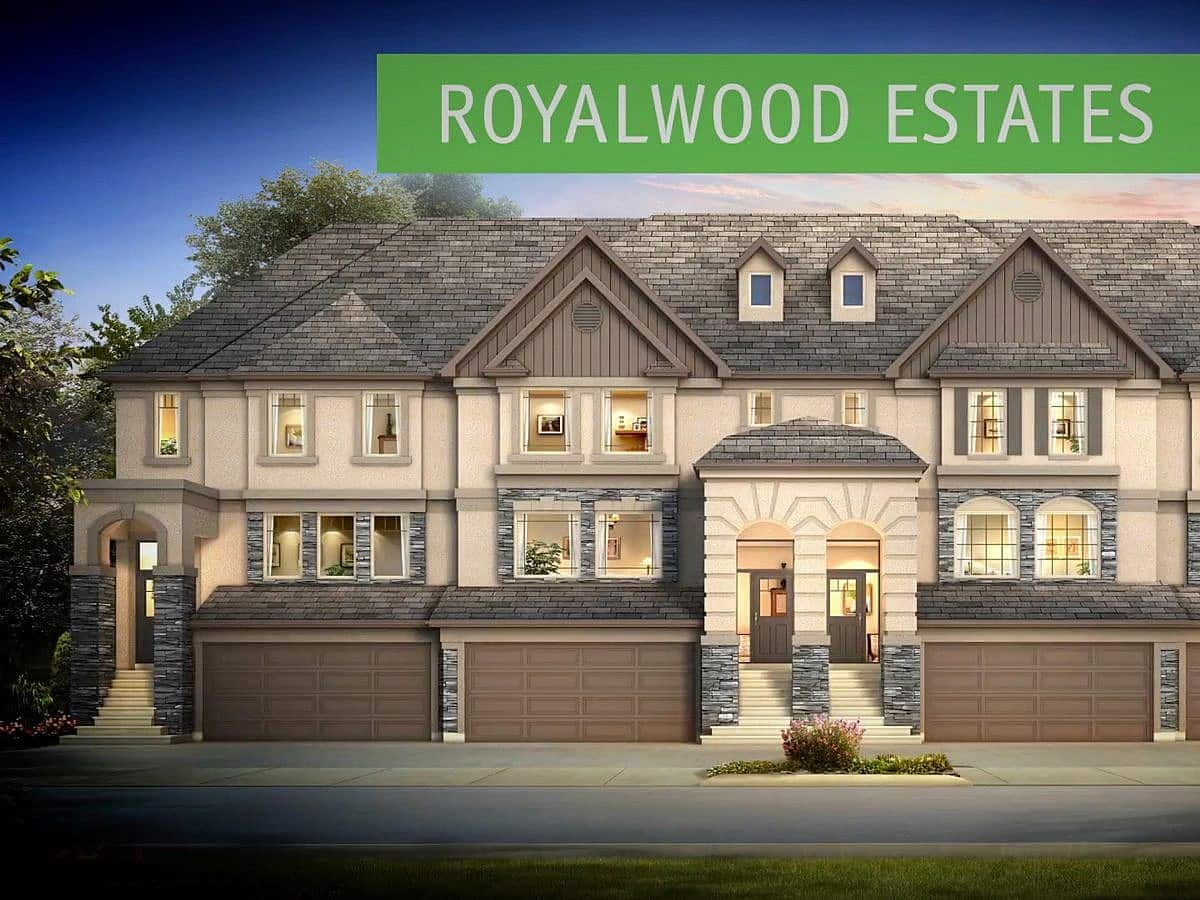 Royalwood Estates - A&S Homes - Show Homes Manitoba