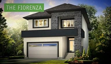 The Fiorenza - A&S Homes - Home Builders Winnipeg