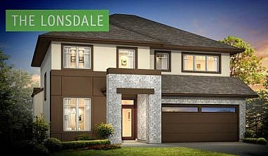 The Lonsdale - A&S Homes - Show Homes Manitoba