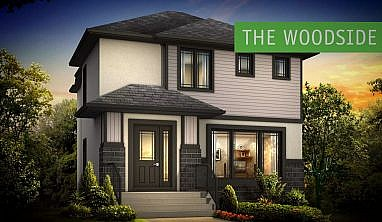 The Woodside - A&S Homes - Home Builders Winnipeg