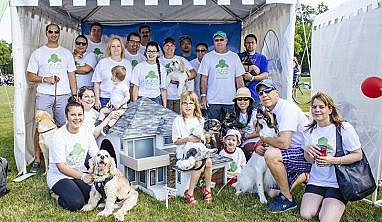 Paws in Motion 2015 - A&S Homes - New Houses Manitoba
