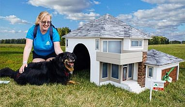 Paws in Motion 2015 - A&S Homes - Show Homes Manitoba