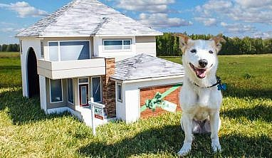 2015 Paws In Motion - A&S Homes - New Houses Manitoba