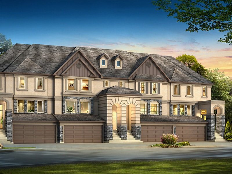 Royalwood Estates - A&S Homes - New Houses Manitoba