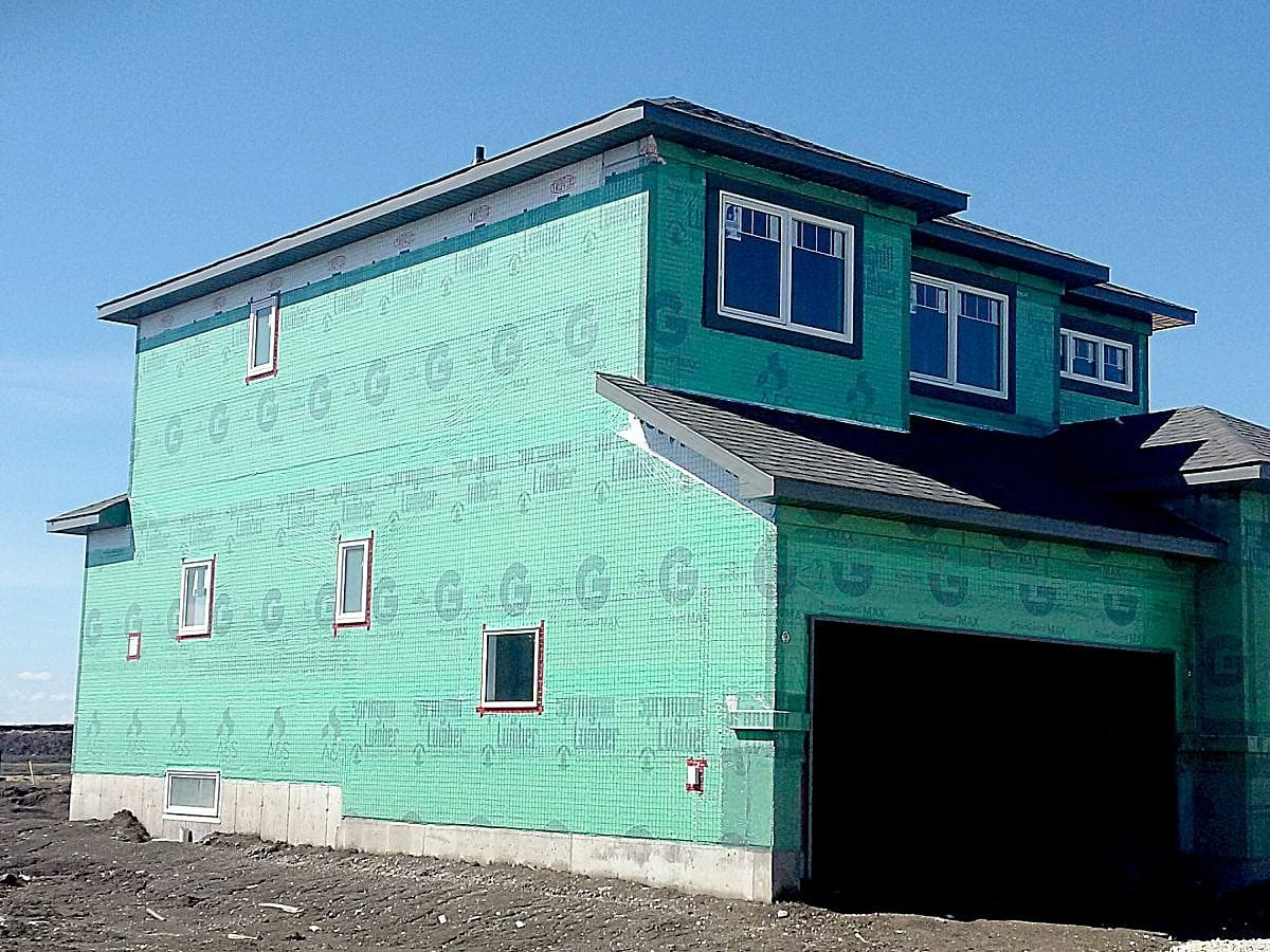 It's Not Just A Wrap - A&S Homes - Show Homes Manitoba