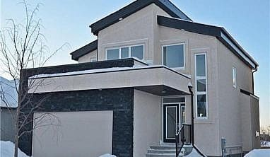 The Lake Bridge - A&S Homes - Show Homes Manitoba