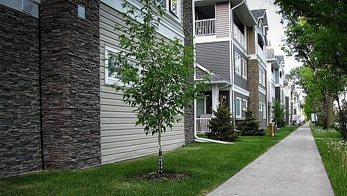 Park City Condominiums - A&S Homes - New Houses Manitoba