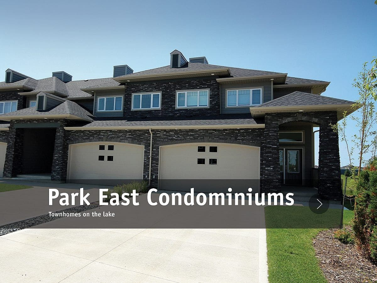 Winnipeg home builders as homes park east condominiums as homes new houses manitoba malvernweather Images