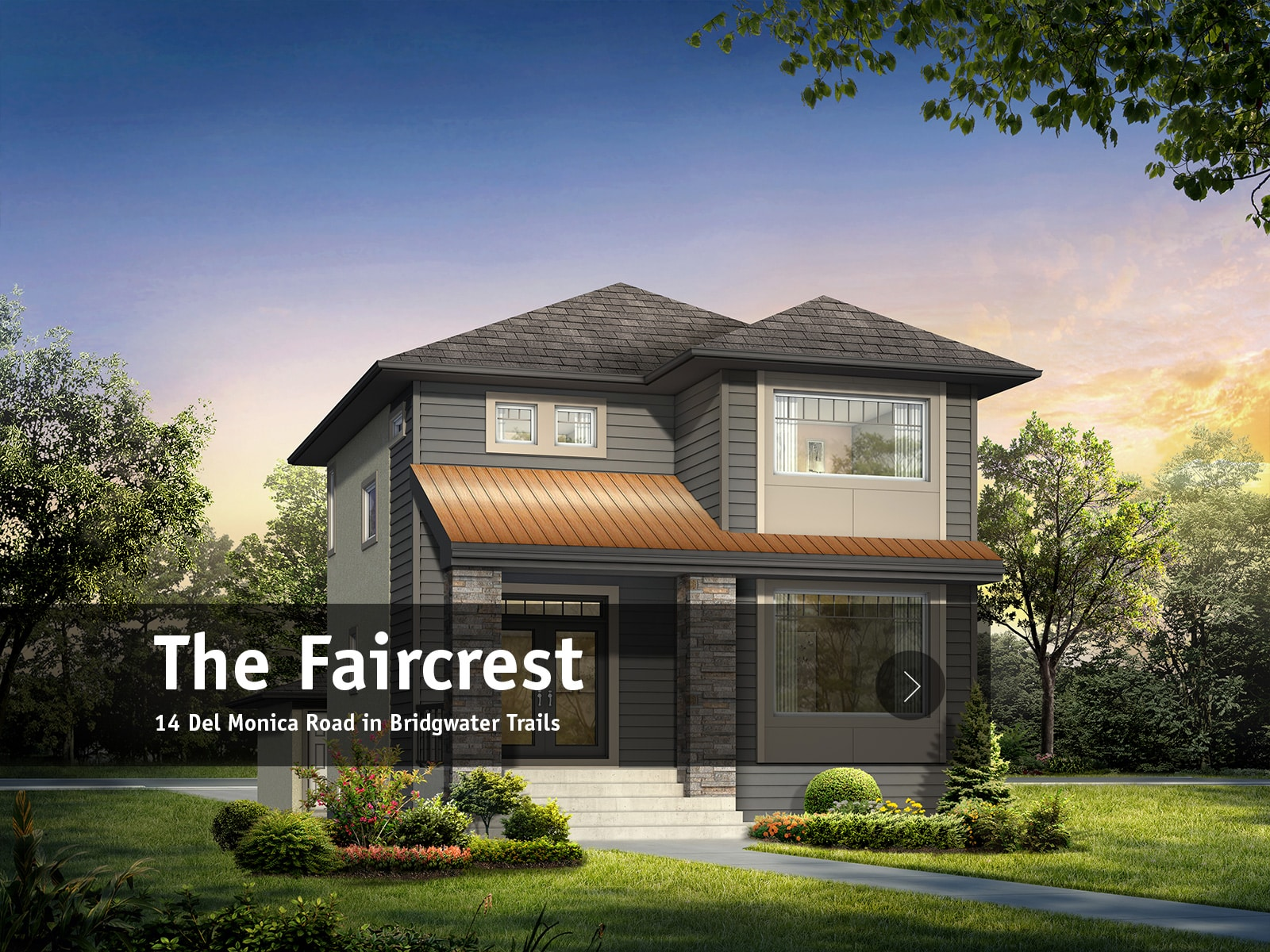 The Faircrest Showhome