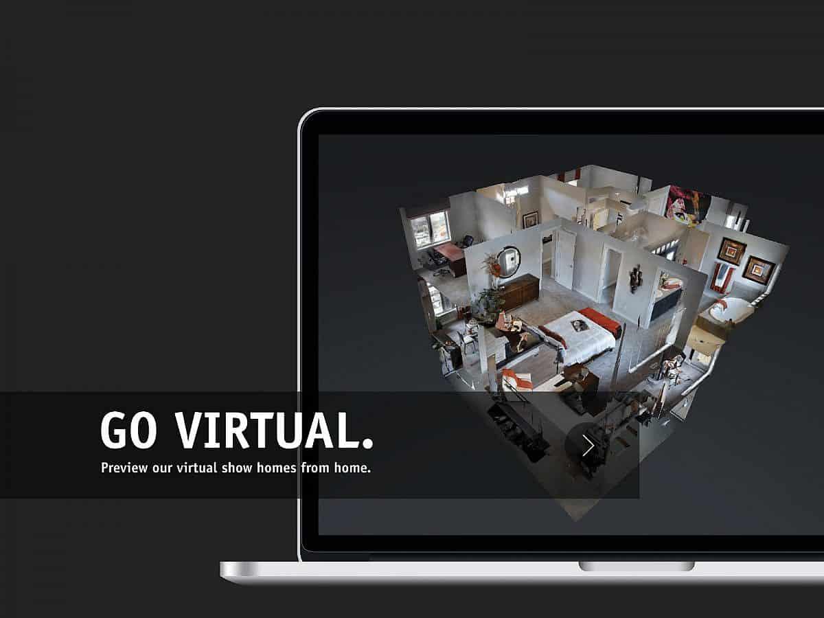 Virtual Show Homes - A&S Homes - Home Builders Winnipeg
