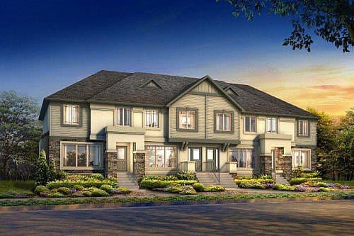 Waterford Landing - A&S Homes - Home Builders Winnipeg