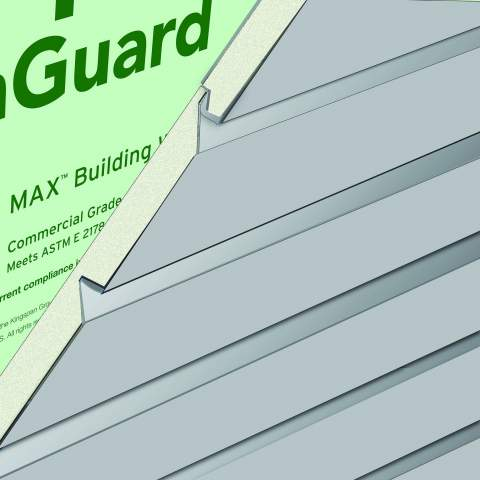 GreenGuard Max Building Wrap - A&S Homes - Home Builders Winnipeg