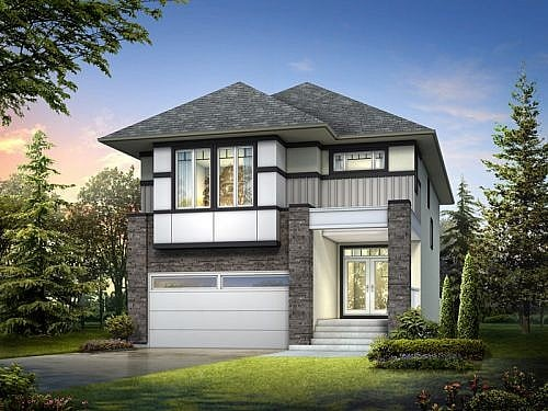The Rosedale - A&S Homes - New Houses Winnipeg