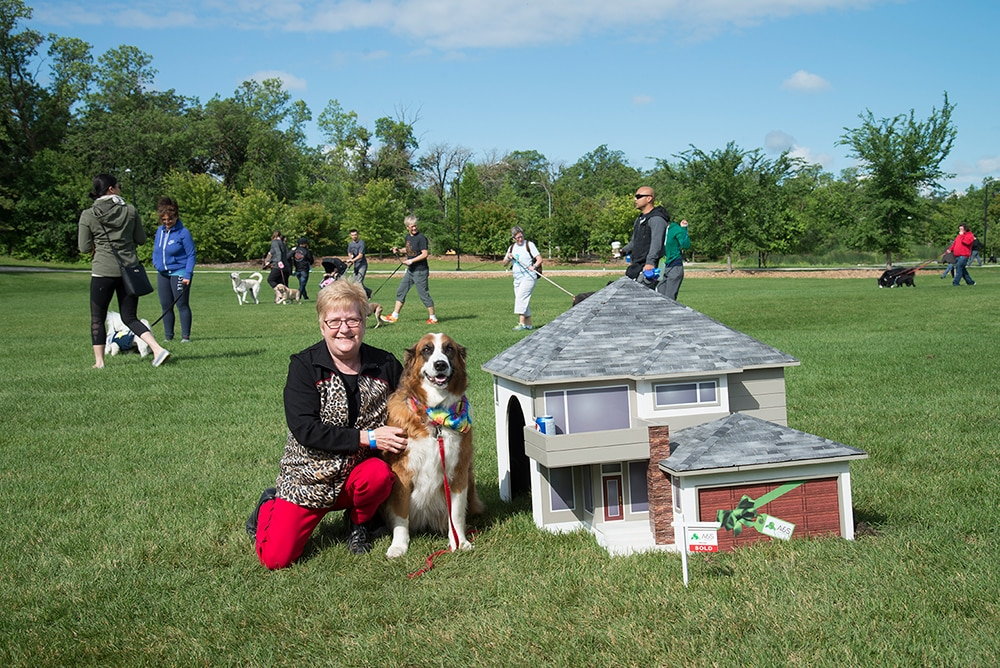 Paws in Motion 2017 - A&S Homes - Show Homes Manitoba