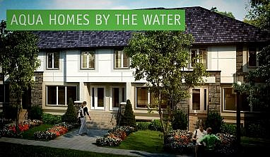 Aqua Homes - A&S Homes - Show Homes Manitoba