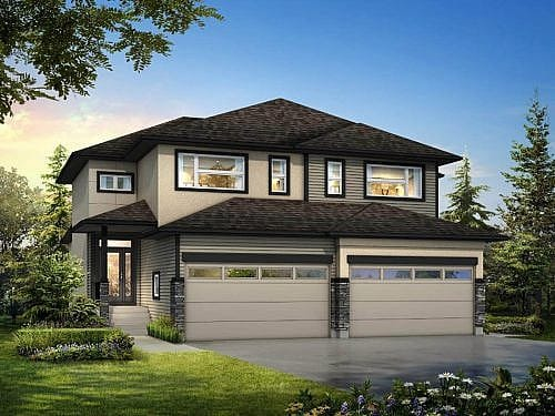 The Colonna - A&S Homes - New Houses Manitoba