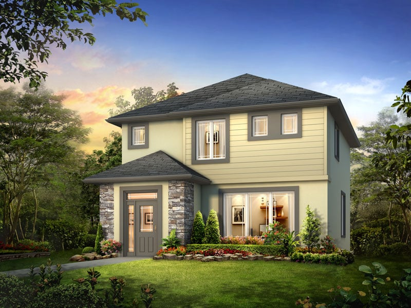 The MonteCarlo II - A&S Homes - Show Homes Manitoba