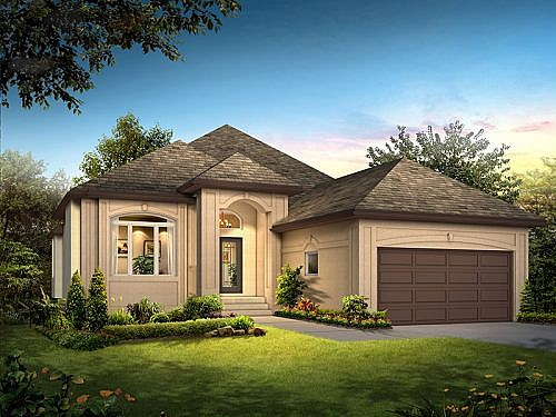 The Arboridge - A&S Homes - New Houses Winnipeg