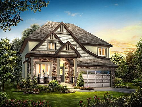 The Charlton - A&S Homes - Show Homes Manitoba