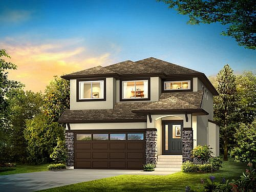 The Costa - A&S Homes - New Houses Manitoba