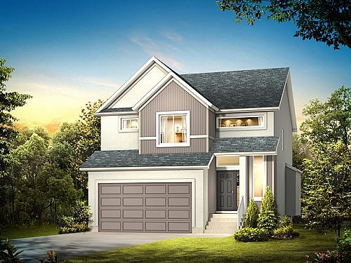 The Entrare - A&S Homes - New Houses Winnipeg
