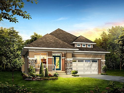 The Linden - A&S Homes - New Houses Winnipeg