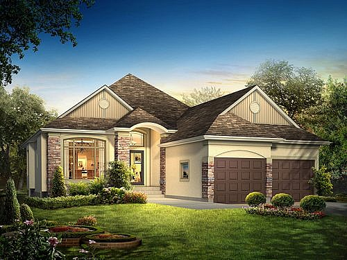 The Meadowridge II - A&S Homes - New Houses Manitoba