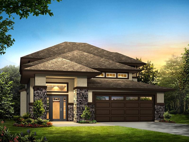 The Newport - A&S Homes