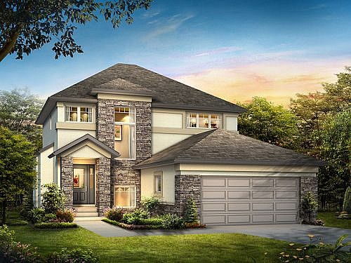 The Nottingham - A&S Homes - New Houses Manitoba