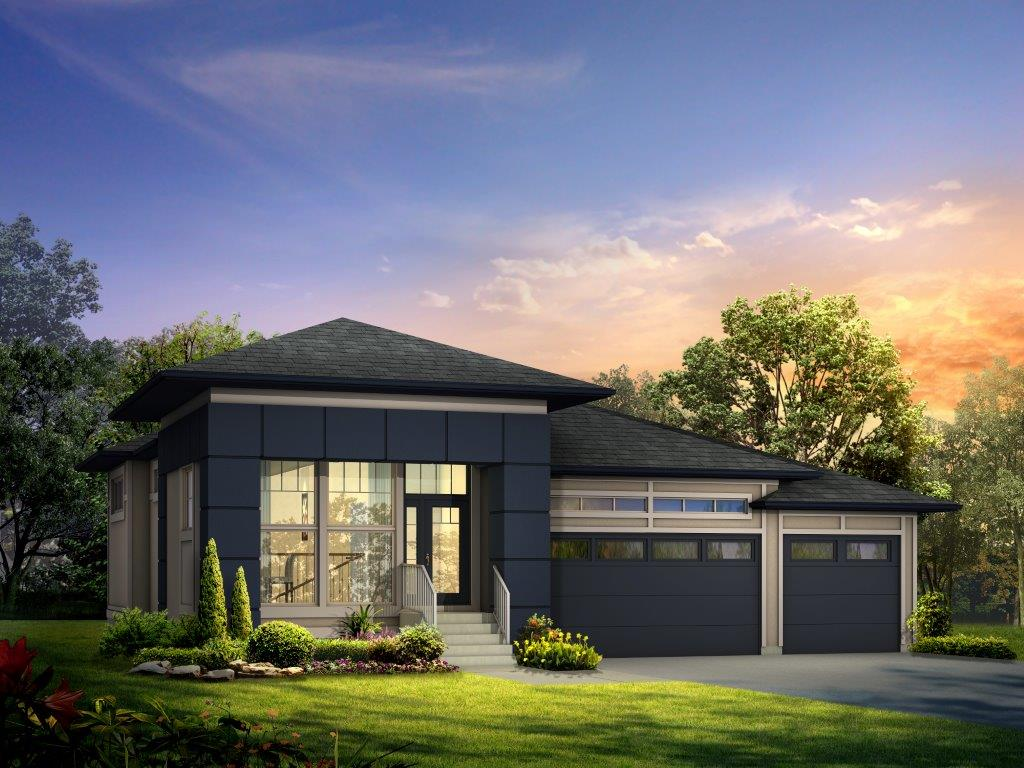 The Portrush - A&S Homes - Home Builders Manitoba