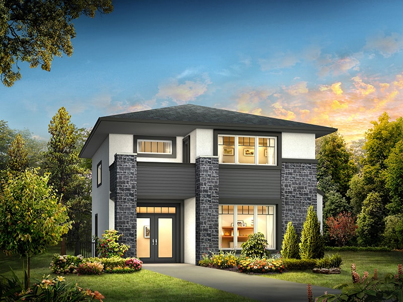 The Venezia - A&S Homes - New Houses Winnipeg