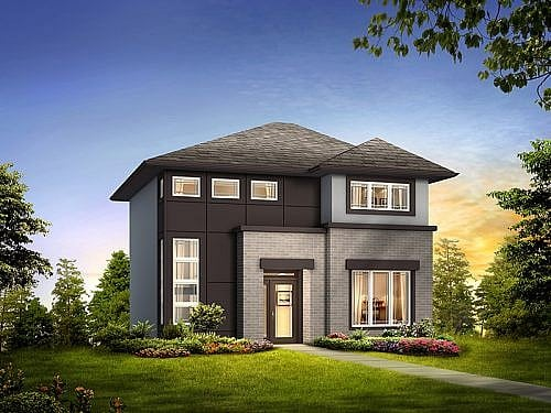 The Balotelli - A&S Homes - Show Homes Winnipeg