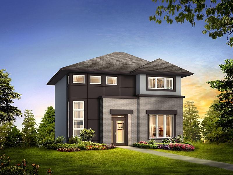 The Balotelli - A&S Homes - Show Homes Winnipeg