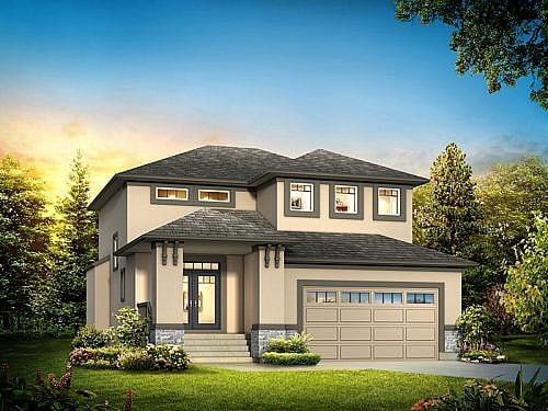 The Inverness II - A&S Homes - Home Builders Winnipeg