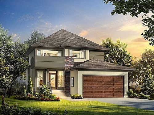 The Marquee II - A&S Homes - New Houses Manitoba