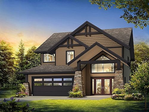 The Oakmont - A&S Homes - Home Builders Winnipeg