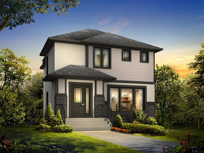 The Woodside - A&S Homes - New Houses Manitoba