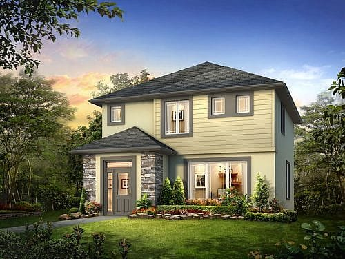 The Montecarlo - A&S Homes - Show Homes Winnipeg