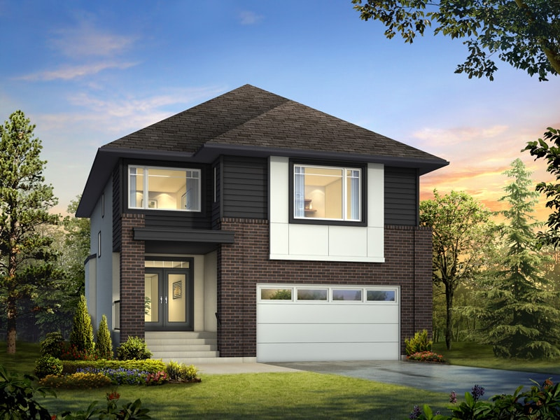 The Rosedale II - A&S Homes - New Houses Winnipeg