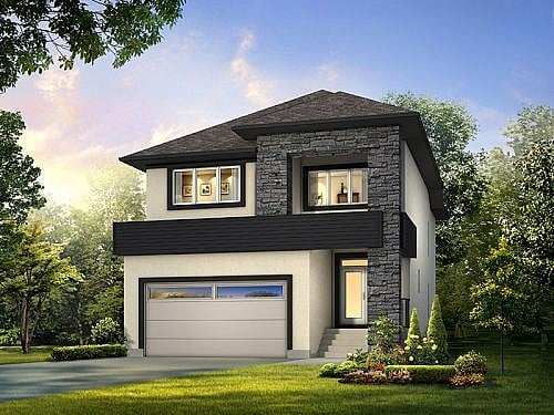 The Fiorenza - A&S Homes - New Houses Manitoba
