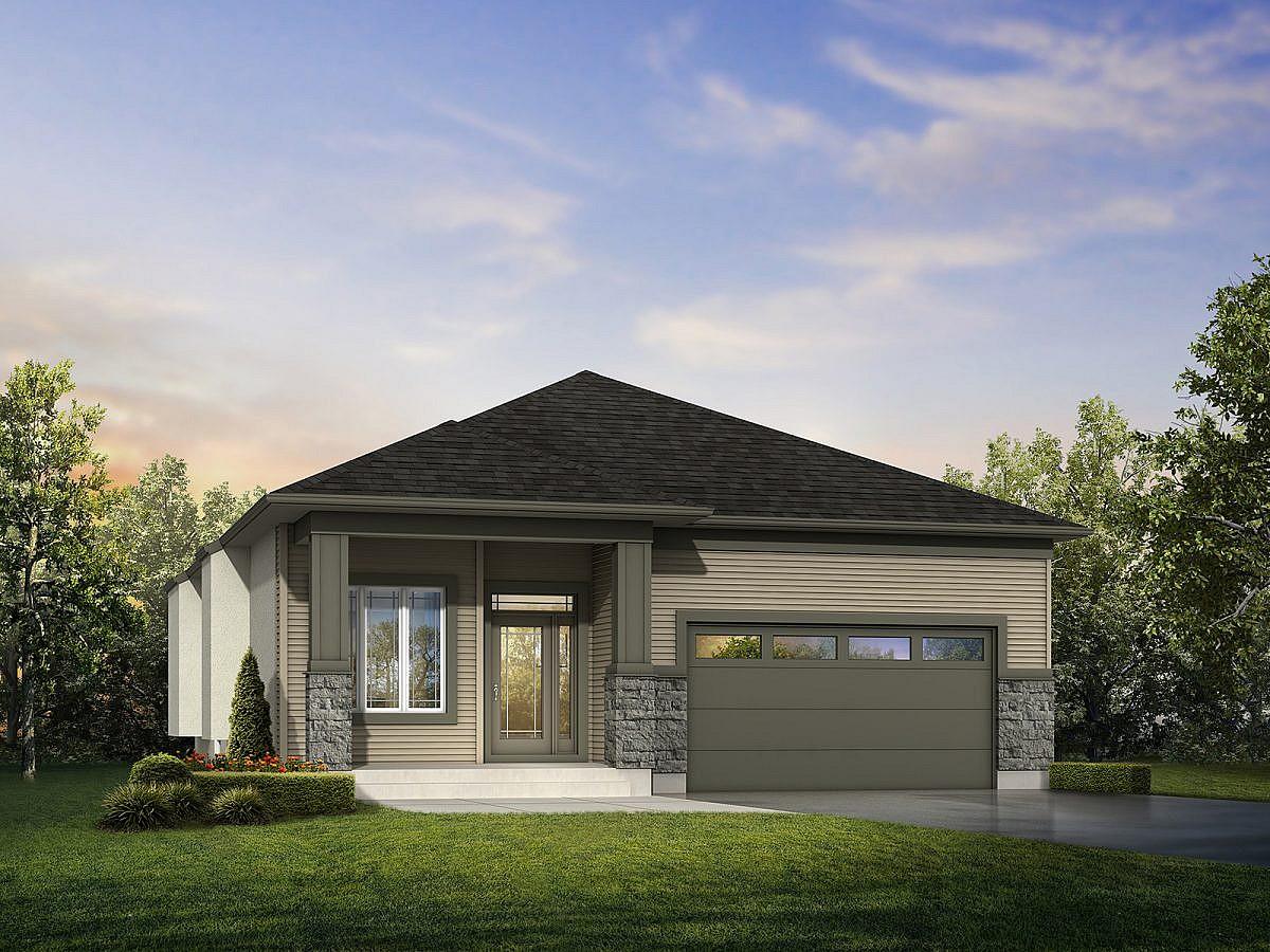 The Oak Lake II - A&S Homes