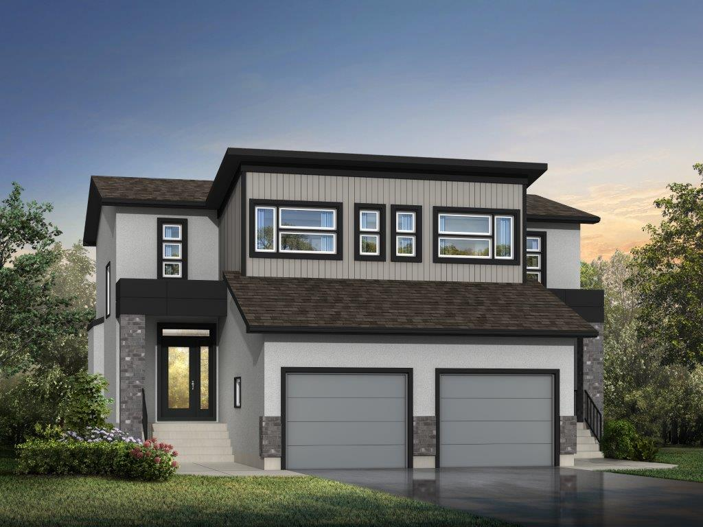 10 Wheatgrass Lane - The Saffron II - A&S Homes