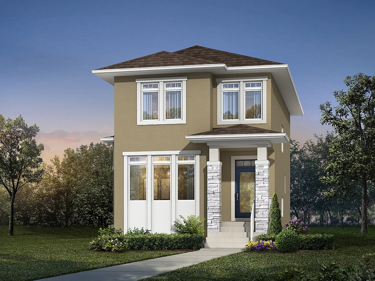 625 Boulevard De La Seigneurie - The Stonebrook - A&S Homes